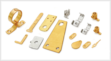 Brass Sheet Metal Parts Brass Sheet metal components